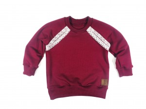 BLUZA BORDO WINTER